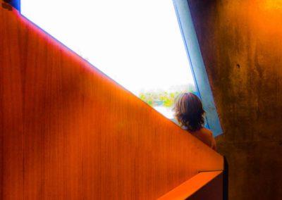 CaixaForum à la fenêtre