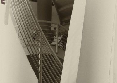 Gug balustrade