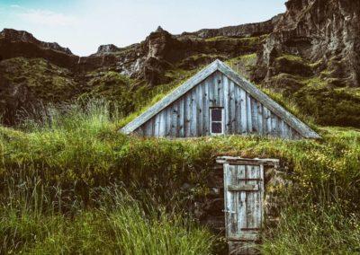 Islande Cabanne-