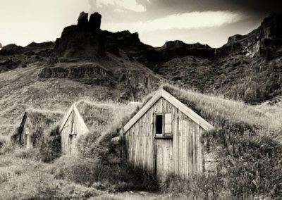 Islande Cabannes