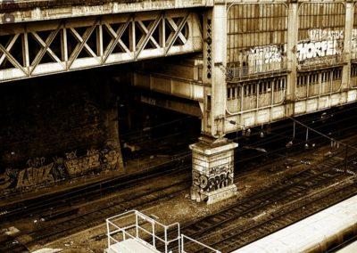 St Lazare premier pont