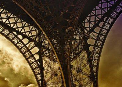 Tour Eiffel culotte bi-colors 2