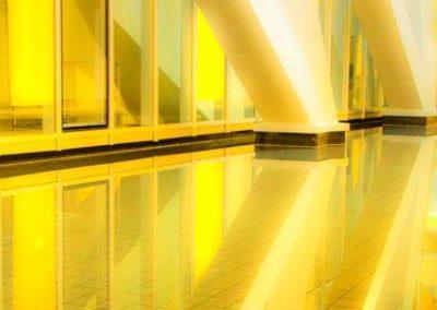 Vuitton reflet jaune